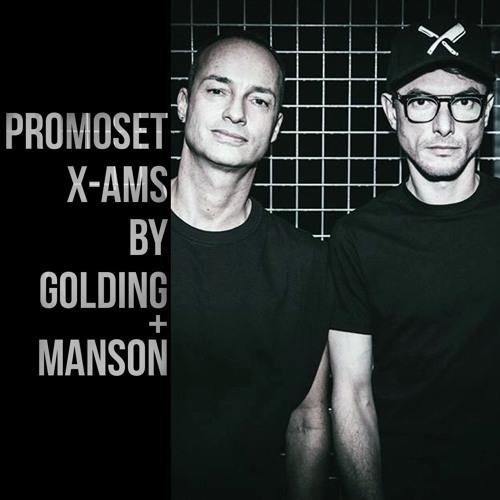PRE X AMST GOLDING + MANSON