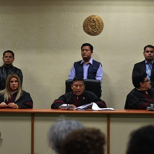 Sentencia histórica del Tribunal de Mayor Riesgo C Caso Molina Theissen