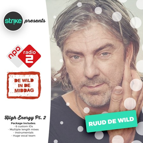 #STRIKE DE WILD IN DE MIDDAG PT.2 @ NPO RADIO 2 - MONTAGE