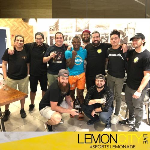 Lemon City Live Episode 113 - Hour 1
