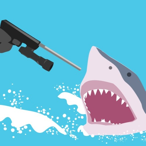 Nobody cares about shark repellent and underwater guns