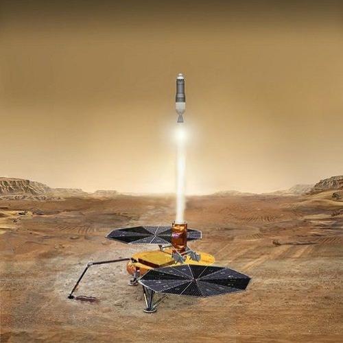 Des échantillons de Mars ramenés sur Terre d'ici dix ans ?