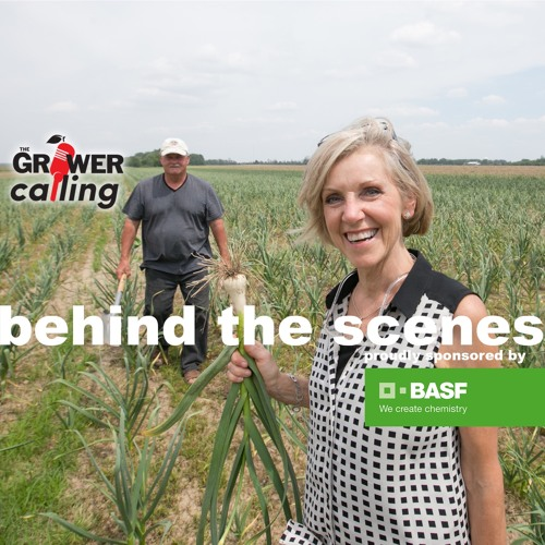 """""""Behind The Scenes"""" Jackie Rowe explains how she markets garlic scapes to retailers"""