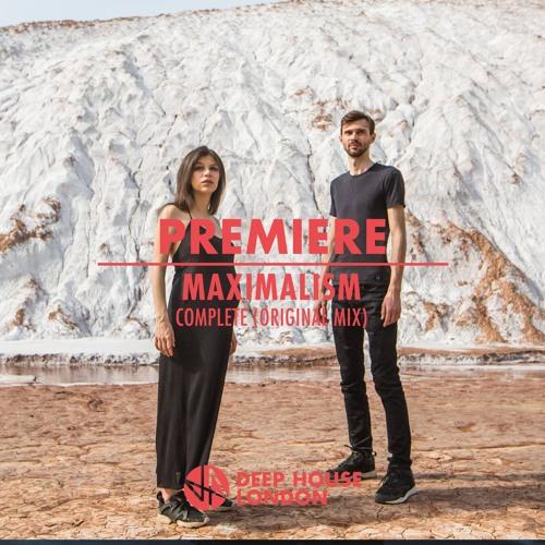 Premiere: Maximalism - Complete (Original Mix) [Nie Wieder Schlafen]