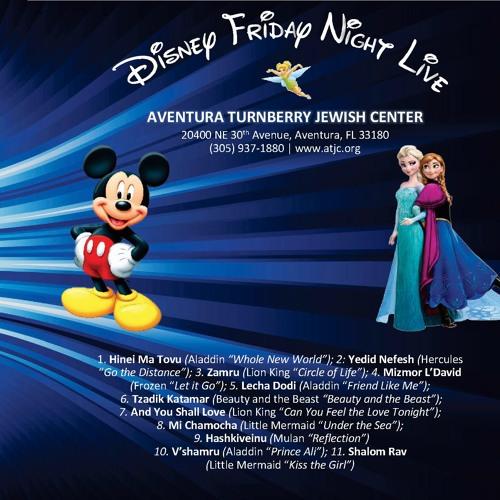 Disney Shabbat