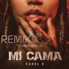 Karol G - Mi Cama (remix) Portada del disco