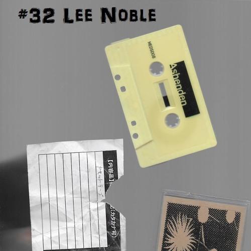 #32 Lee Noble