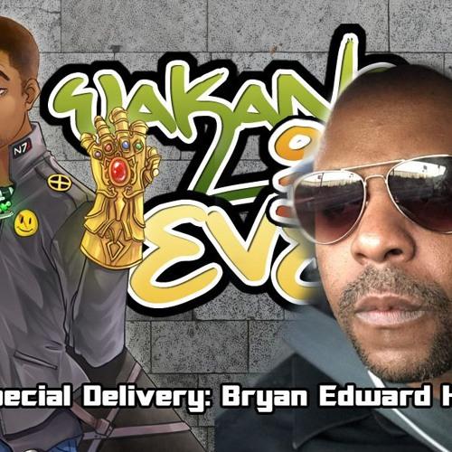 Wakanda IV Ever SD Bryan Edward Hill