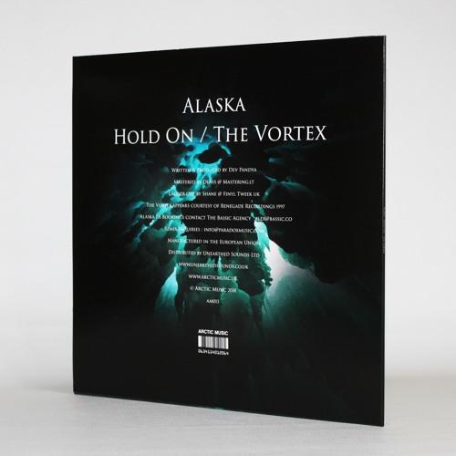 "Alaska - 'The Vortex' - (Arctic Music 12"" 013)"