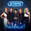 Steps - Neon Blue (cover)