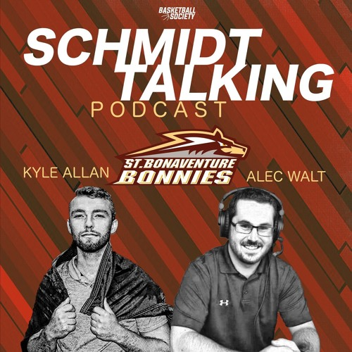 Schmidt Talking Podcast: Bonnies Land Osun Osunniyi