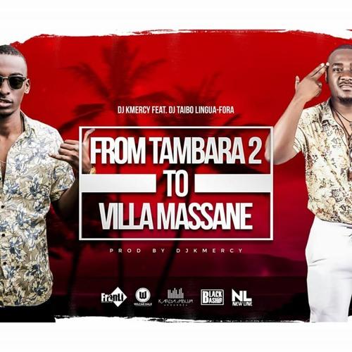 DJ KMeRcY Feat DJ Taibo Lingua - Fora- Tambara To Vila Massane 2k18 (Original Mix)