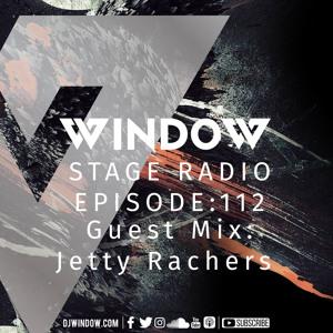 Window & Jetty Rachers - Window Stage Radio 112 2018-05-25 Artwork