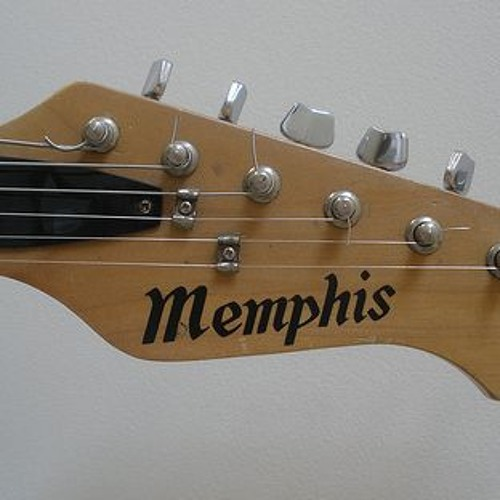 Memphis Cover by Cliff Tucker.