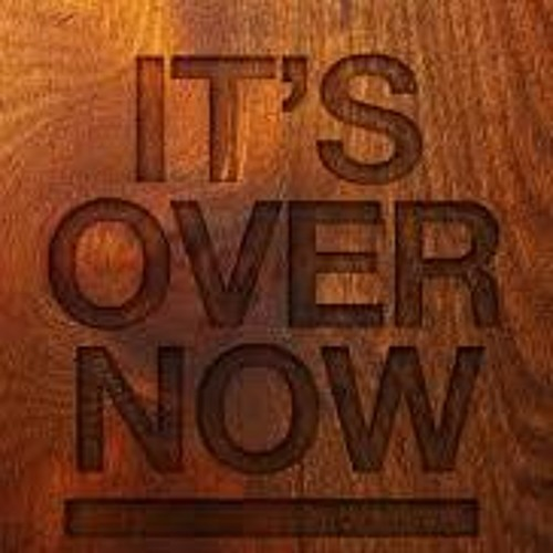 Its Over Now. Words and music by Cliff Tucker ©Copyright 1978