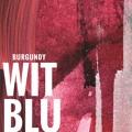 Wit Blu Burgundy Artwork