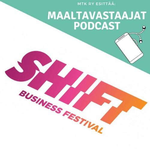 Jakso 12. Shift special: Rågflö, Petri Lehmuskoski, Geoffrey West & Aku Happo, Smartimile