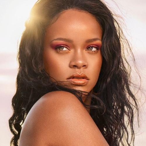 Peachy Rihanna Birthday Cake Remix Anti World Tour Version By Birthday Cards Printable Inklcafe Filternl