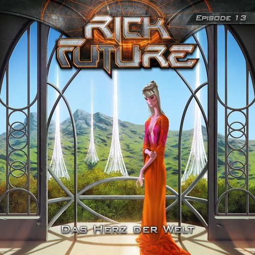 Trailer: Rick Future 13 - Das Herz der Welt