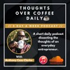 "Episode 41 ""THOUGHTS OVER COFFEE LIVE NYC"""