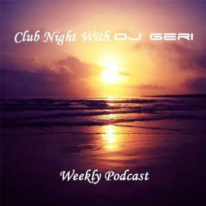 DJ Geri - Club Night 554 2018-05-25 Artwork