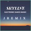 ELECTRONIC DANCE MUSIC SKYLINE 124 BPM J REMIX
