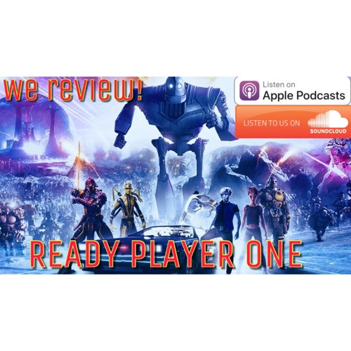 Ready Player One: the finest of 'member berries