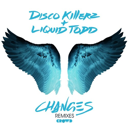 Zack Martino & LuxLyfe Offer Their Take On Disco Killerz & Liquid Todd's 'Changes' ile ilgili görsel sonucu