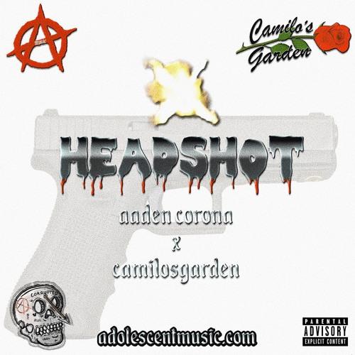 ADOLESCENT MUSIC - Aaden Corona x CamilosGarden - Headshot