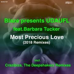 01. Most Precious Love (The Deepshakerz Vocal Mix)