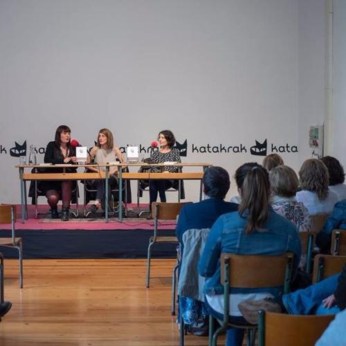Maite Mutuberria, Irati Jimenez, Sonia Beroiz «Lohia» «Enorme suciedad»