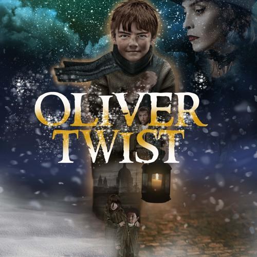 Oliver Twist Audio Flyer