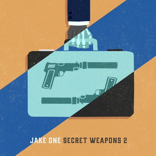 Jake One - Secret Weapons Vol  2 Sample Pack by The Drum Broker