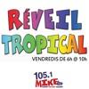 Réveil Tropical • 25 Mai • Écoutez Ici !.MP3