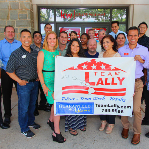Why Genette Continues to go With Team Lally