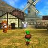 Kakariko Village (The Legend of Zelda: Ocarina of Time ~ Super Mario 3D Land [TEST/UNUSED]) (Mashup)