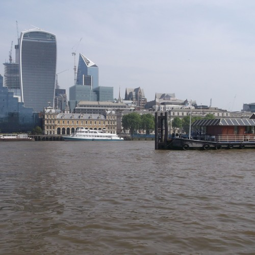 Field Trip 03: River Thames