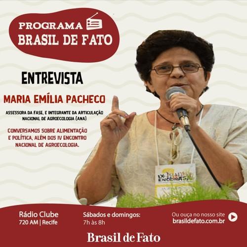 Ouça o Programa Brasil de Fato - Edição Pernambuco - 26/05/18