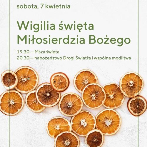 Szymon Popławski OP - Konferencja o świetle, 07.04.2018