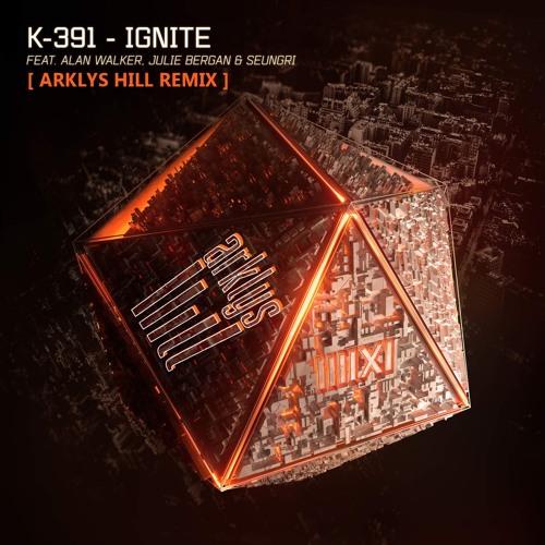 K-391 - Ignite (feat. Alan Walker, Julie Bergan & Seungri) [Arklys Hill Remix]