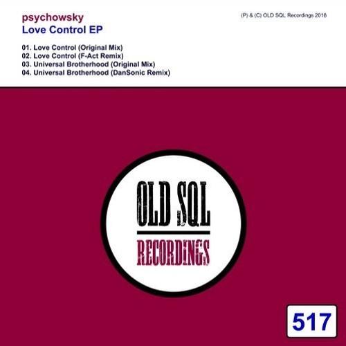 Psychowsky - Love Control (F-Act Remix) SC Cut