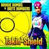 """""""Takin' Shield"""" Post Malone - Takin' Shots (Fortnite Song Parody)"""