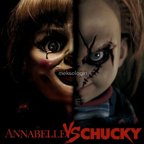 Resultado de imagem para chucky vs annabelle