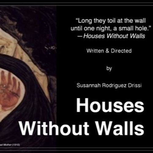 HOUSES WITHOUT WALLS-Interview with Susannah Rodriguez Drissi KXLU 88.9 Radio - ALMA DEL BARRIO