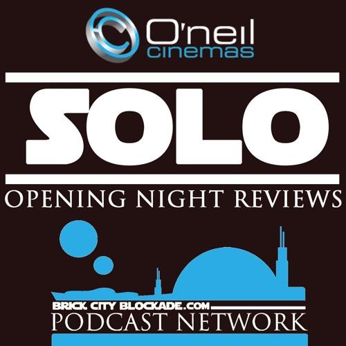 Brick City Blockade Solo Opening Night Reactions (Non-Spoiler)