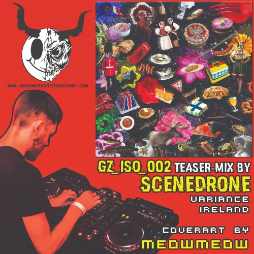 GZ_ISO_002 Teaser-Mix by SCENEDRONE --> soon on VINYL!