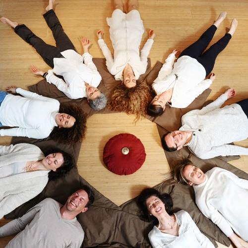 Naissance en pleine conscience - Balayage corporel (30 minutes)avec la voix d'Anne Gendre