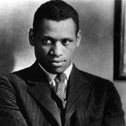 The tallest tree in our forest: The extraordinary life of Paul Robeson