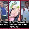 YEAH YEAH & MS.STIFFY Backyard Bash X DJ Matt ''Who Runs New York?'' Promo Mix