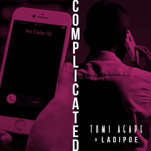 COMPLICATED Feat. ladiPOE (Produced by Spax)